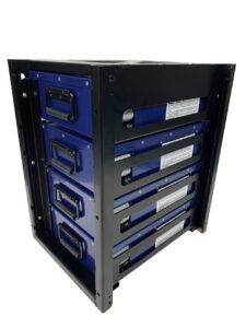 Batterie Racksystem